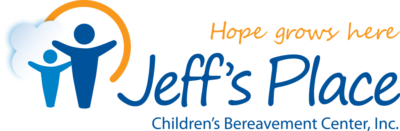 Jeff's Place offers free support groups and comprehensive bereavement services for grieving children